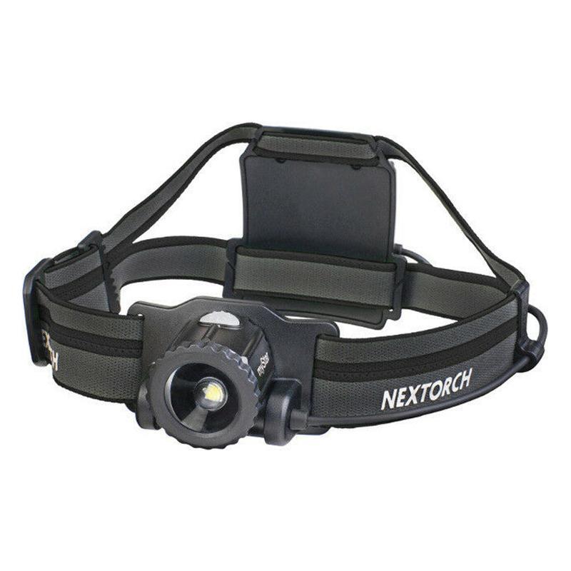 Nextorch myStar Rechargeable Headlamp | Black