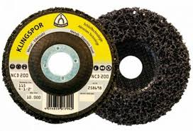 Klingspor Cleaning Wheel 115mm & 125mm