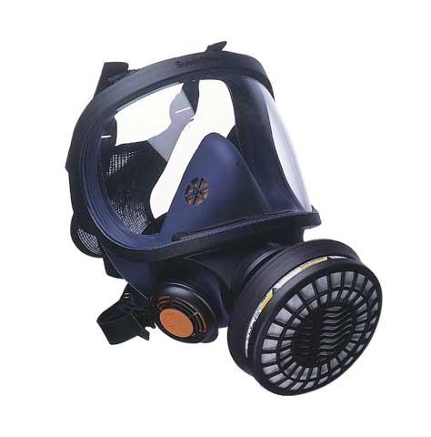 Sundstrom SR 200 Full Face Mask - Poly Visor