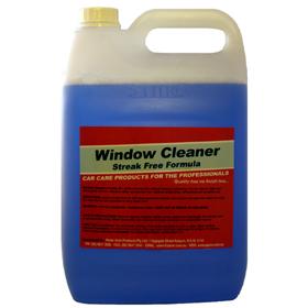 Pacer Streak Free Window Cleaner - 5lt