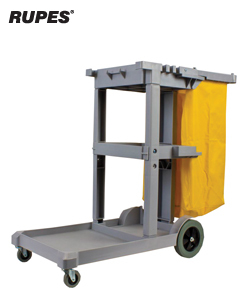 Rupes Heavy Duty Plastic Trolley