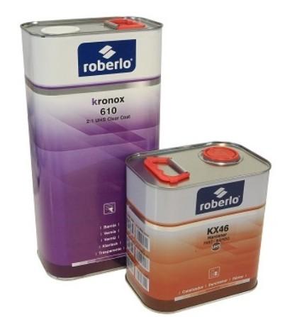 Roberlo Kronox 610 two-component clear coat Kit