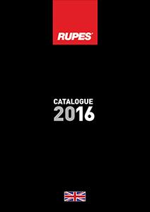 Rupes Catalogue 2016