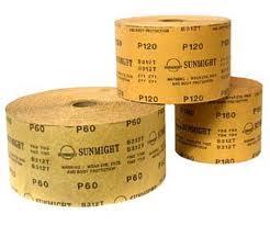 Sunmight Gold Vib Paper Roll 115mm x 50m
