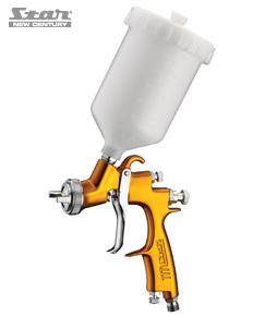 Star V3 LVLP4000 Spray Gun Gravity Gold 1.2mm - 2.0mm