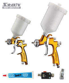 Star V3 Evot Spray Gun Pack