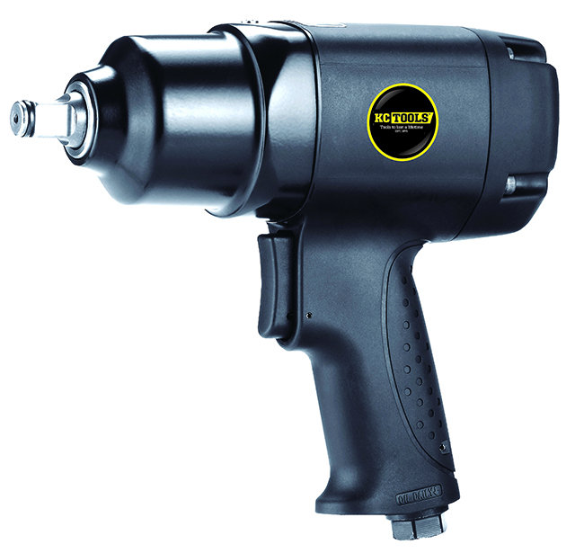 """1/2"""" Drive Impact Wrench, Air - Twin Hammer"""