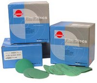 Sunmight Film Disc Abrasives 75mm - (80 - 2000 grit)