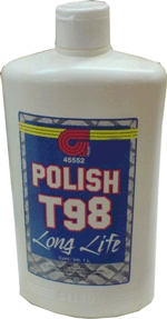 Gelson T98 Cream Polish 1lt