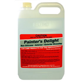 Pacer Painters Delight Non Silicone Dressing - 5lt