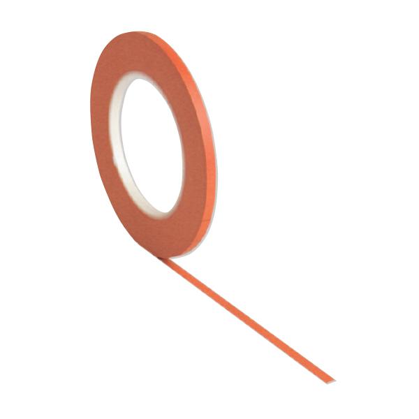 Orange Fine Line Masking Tape 1.5MM - 3MM - 6MM - 9MM - 12MM