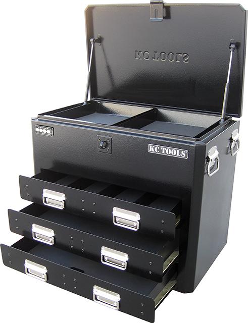 3 Drawer Ute Box