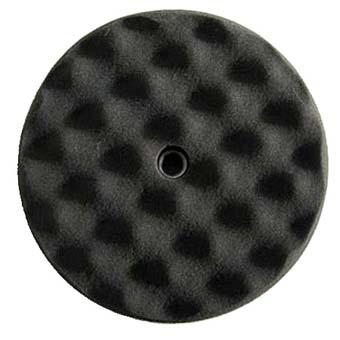 Wave Polishing Pad Black Double Sided 200mm