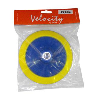 Velocity 150mm Polish Pad Velcro M14x2