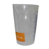 Plastic Mixing Jug with Handle:1LT