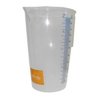 Plastic Mixing Jug with Handle: 2LT