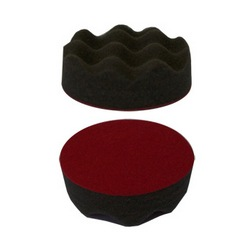 Velocity Foam Pad Wave Black 80mm