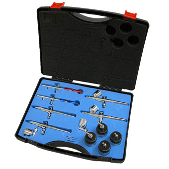 Velocity Air Brush Kit