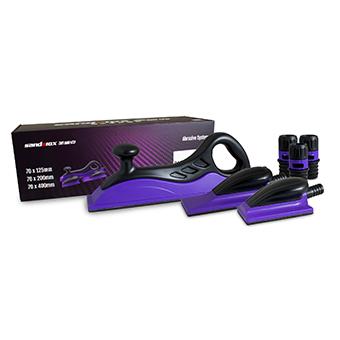 Velcro Hand Block Sander Kit