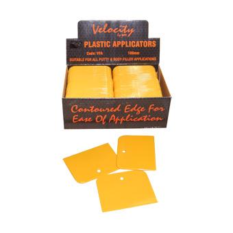 Velocity Plastic Applicators: 100 per Box