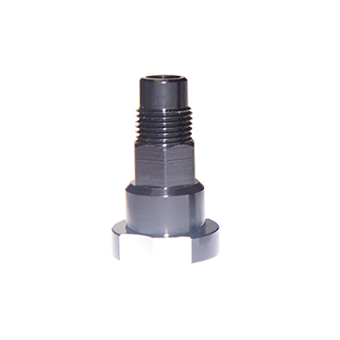 Velocity Adaptor For Disposable Cup System