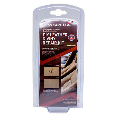 Visbella Diy Leather vinyl Repair Kit