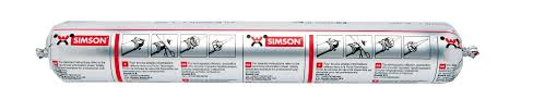 Simson ISR 70-05 High Strength Adhesive - Sausage 600ml
