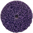 Cam Clean n Strip disc Purple 100mm