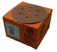 Norton Champagne Speed Grip Discs -150mm - (180 - 1200 grit)