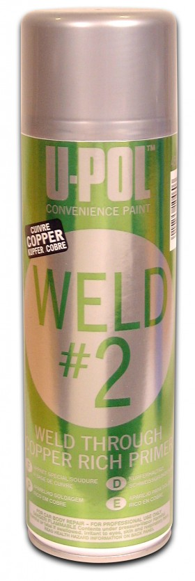 Upol Weld Through Copper Rich Primer