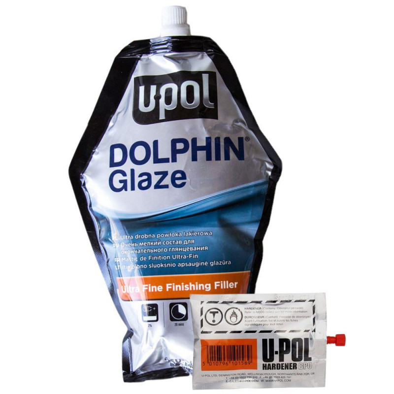Dolphin Brushable Very Fine Finishing Stopper