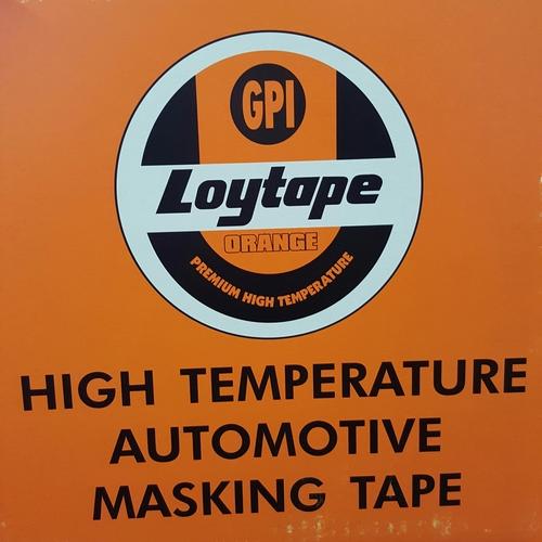 Loy Orange Tape