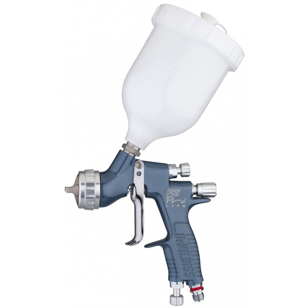 DeVilbiss PRi Pro Lite Gravity Feed Primer Spray Gun 1.8