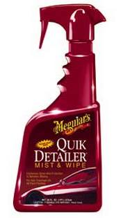 Meguiars Quik Detailer, Pump Spray 473ml