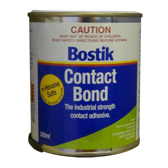 Contact Bond: 500ml Each