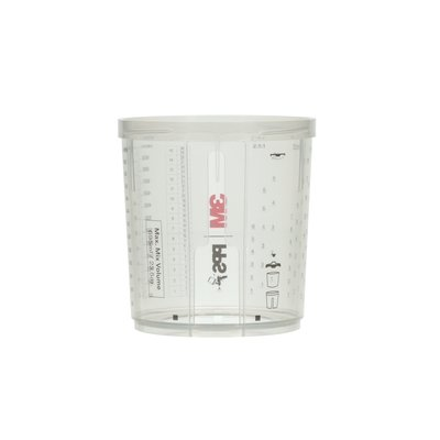 3M PPS Series 2.0 Cup Standard (650 mL), 2 cups per carton,