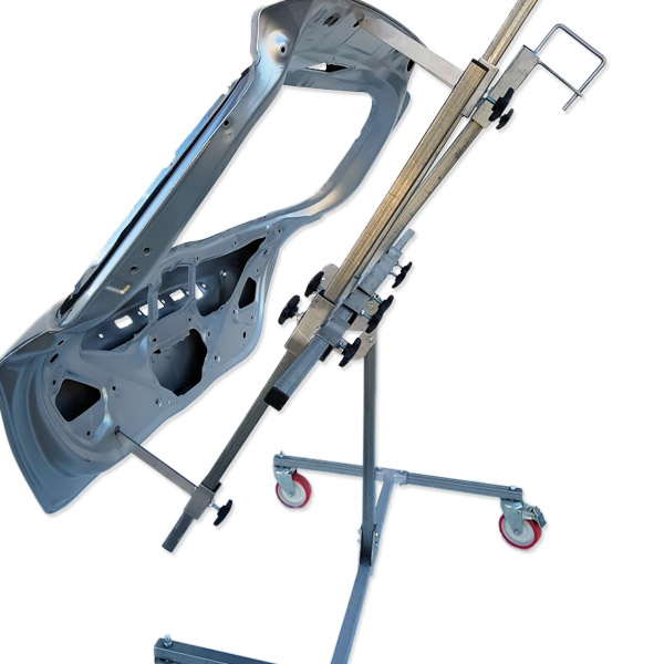 Bonnet Stand for Spray Painting