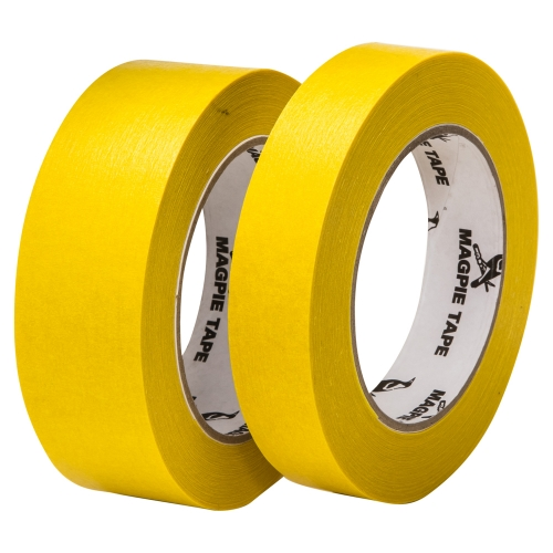 Magpie Masking Tape Yellow W/ Proof 48mm