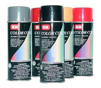 Sem Color Coat - Flexible Coating Aerosol 12oz