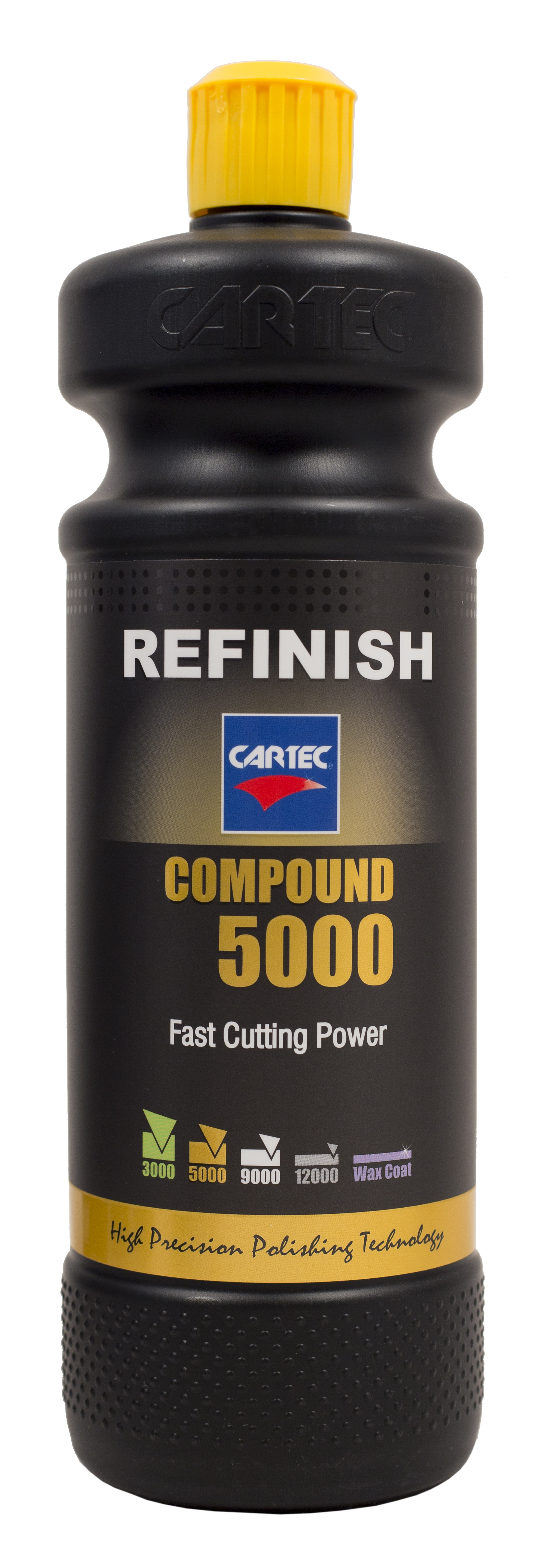 Cartec Refinish Compound 5000 1Lt And 3kg