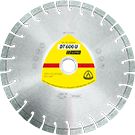 Klingspor Diamond Cutting Blade DT 600 U Supra