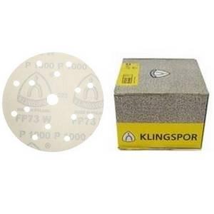 Klingspor Velcro Disc 40 Grit 150mm