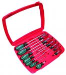 13 Piece Blade & Phillips Screwdriver Set