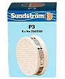 Sundstrom 510 White Particle Filter.