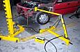 Floor Straightening System Half Standard Rack