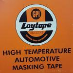 Loy Orange Tape  18mm - 24mm - 36mm - 44mm - 48mm