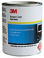 3M Bumper Coat Satin Black 1lt