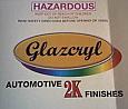 Glazcrly Premium MS 515 Clear - Hardener Kit 7.5lt