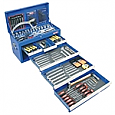 196PC AF & M. Toolkit, Chest 6 Drawer