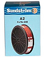 Sundstrom 218 Brown Filter A2